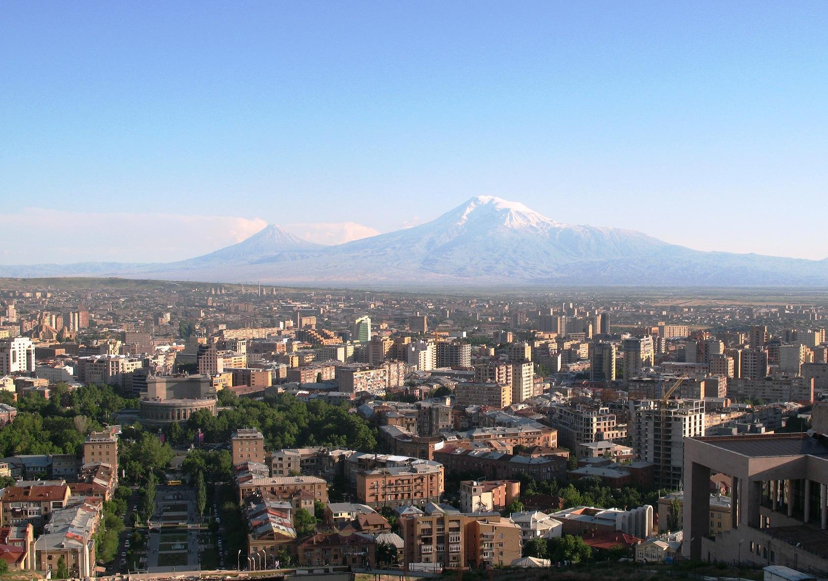 Путеводитель по Еревану