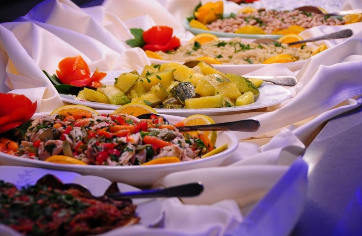 О кухне Кипра