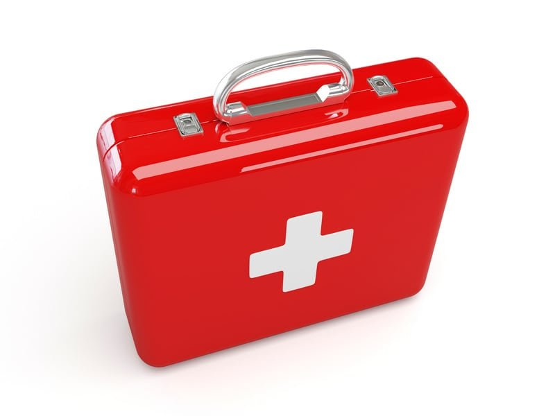 Аптечка туриста, список лекарств в дорогу
