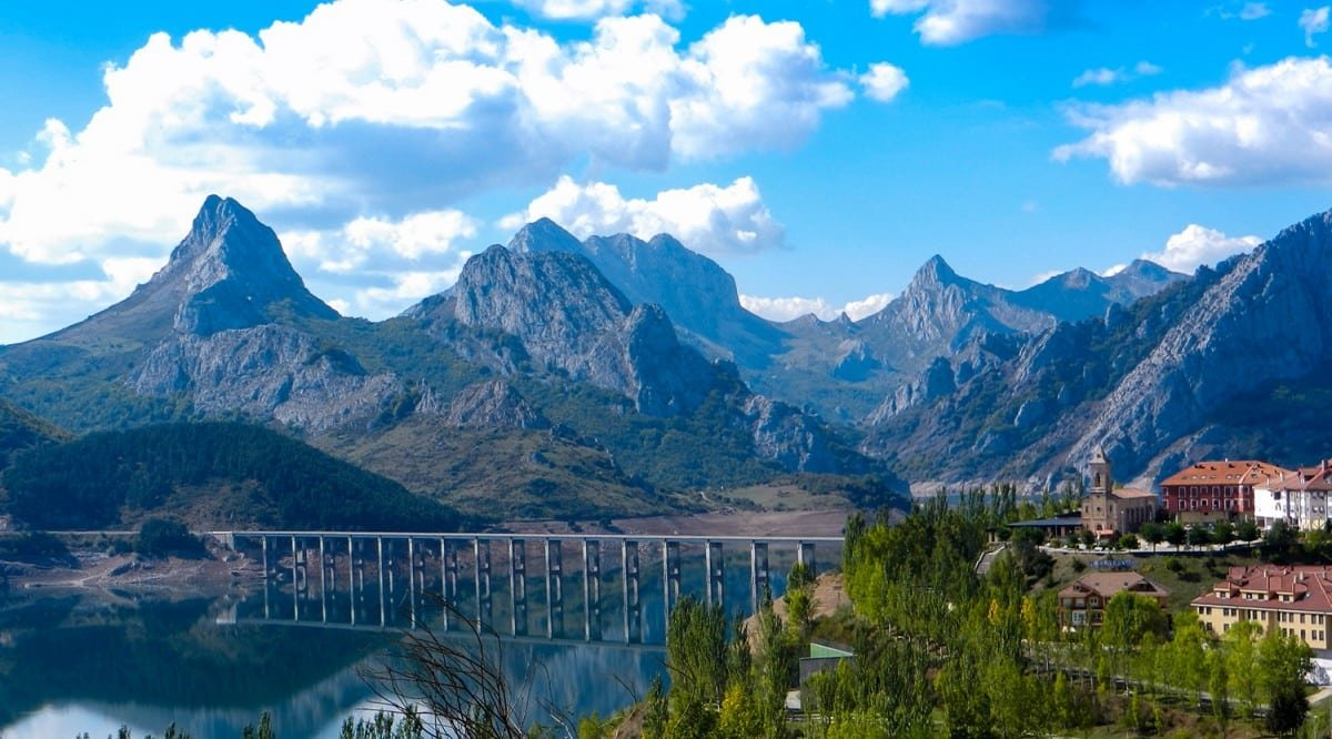 Горные красоты Испании