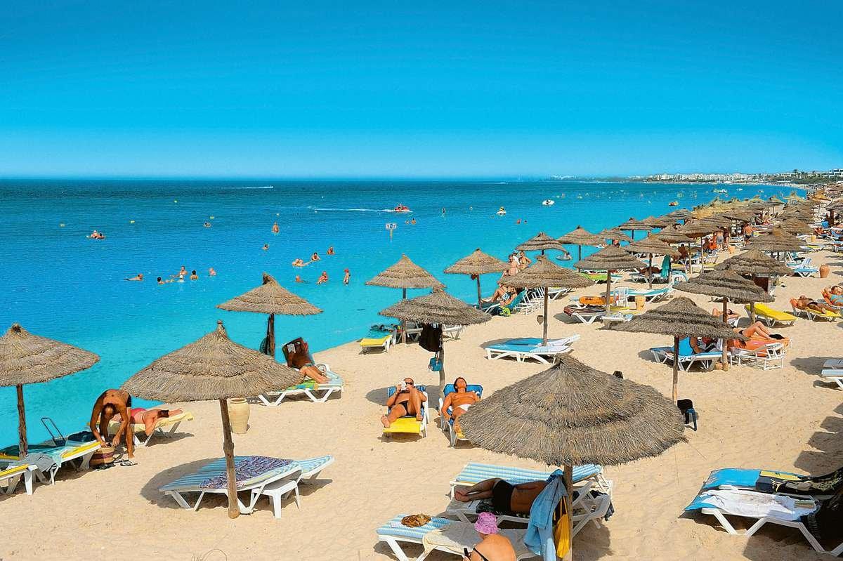 Тунис - море развлечений