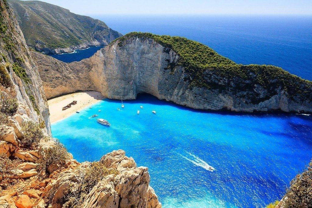 Знакомство с Грецией