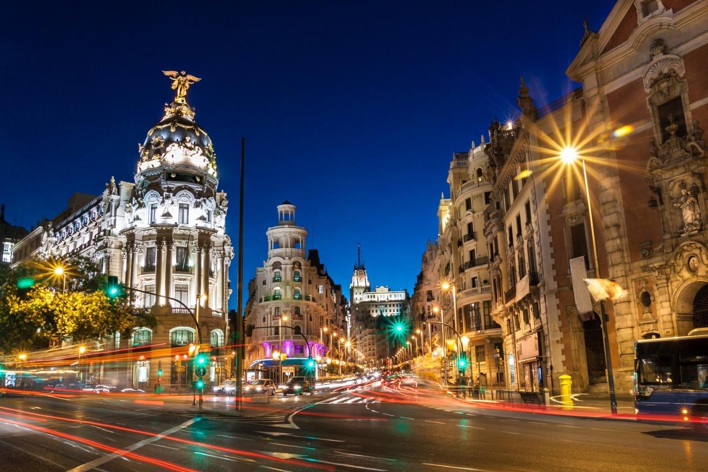 Мадрид, достопримечательности и туры