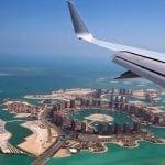 Рейсы в Катар шести арабских авиаперевозчиков приостановлены