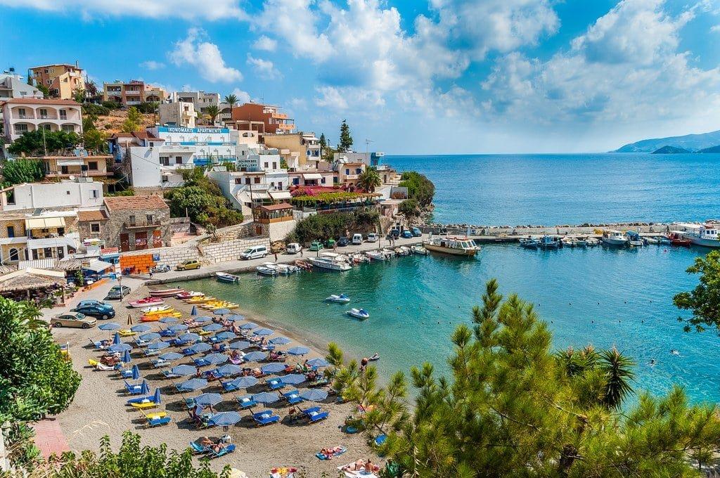 Дружелюбный остров Крит и кубинский остров Кайо Коко
