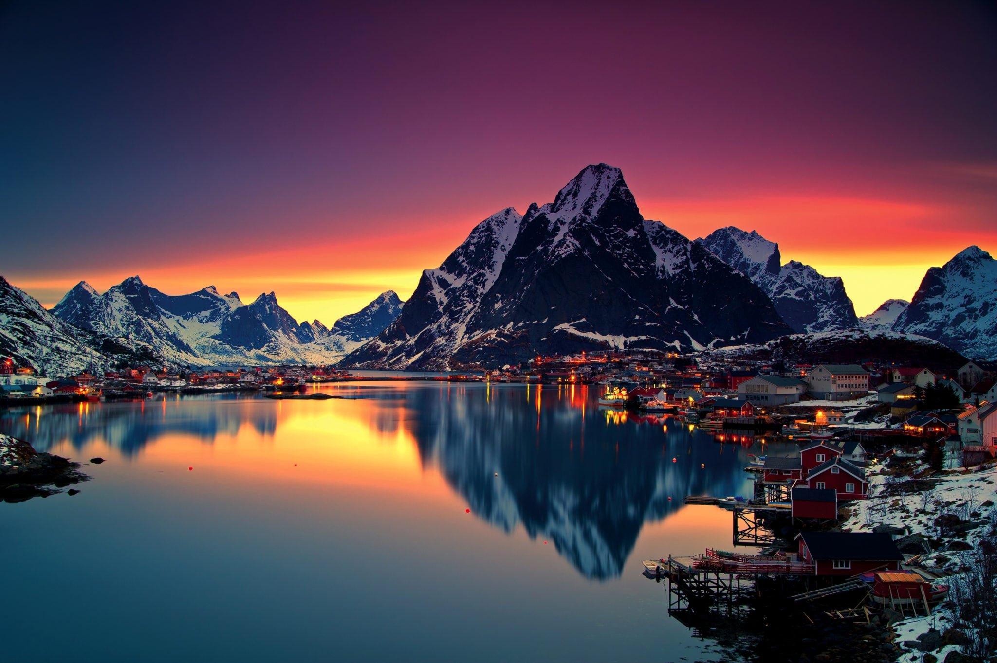 Всё о Норвегии