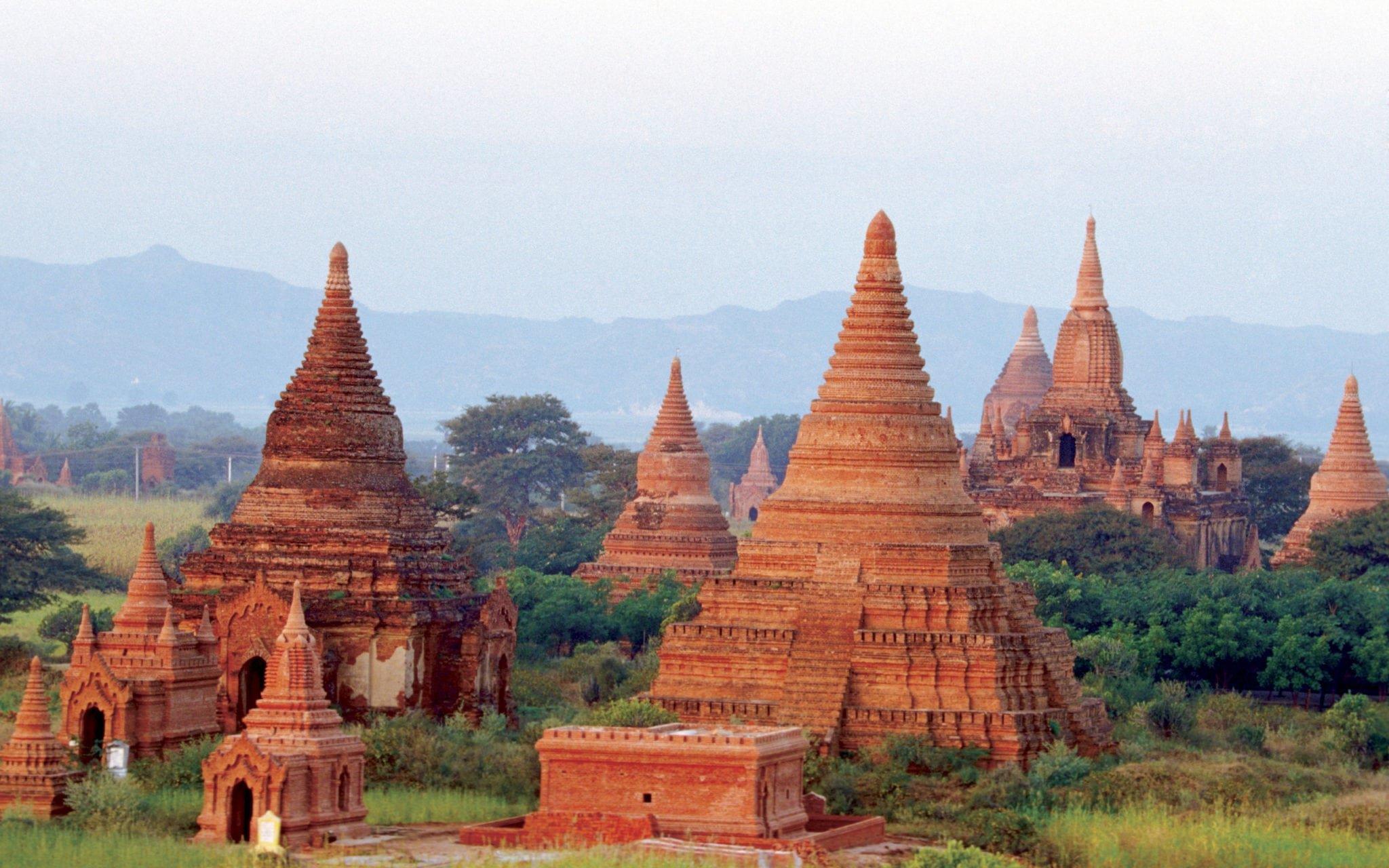 Туристические возможности Азии