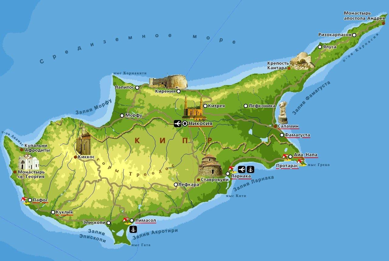 Кипру всегда есть чем удивить