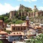 Тбилиси – чарующий восток