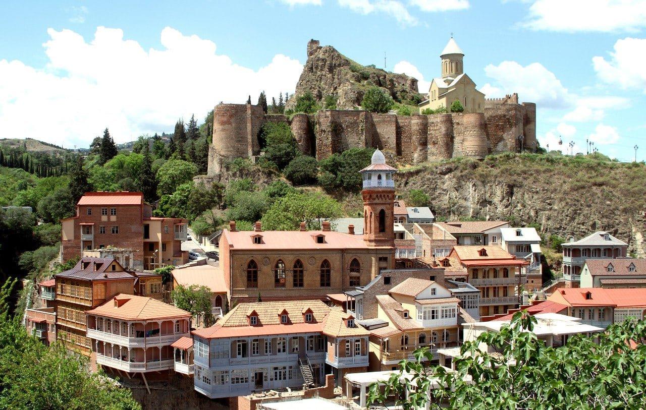 Тбилиси - чарующий восток