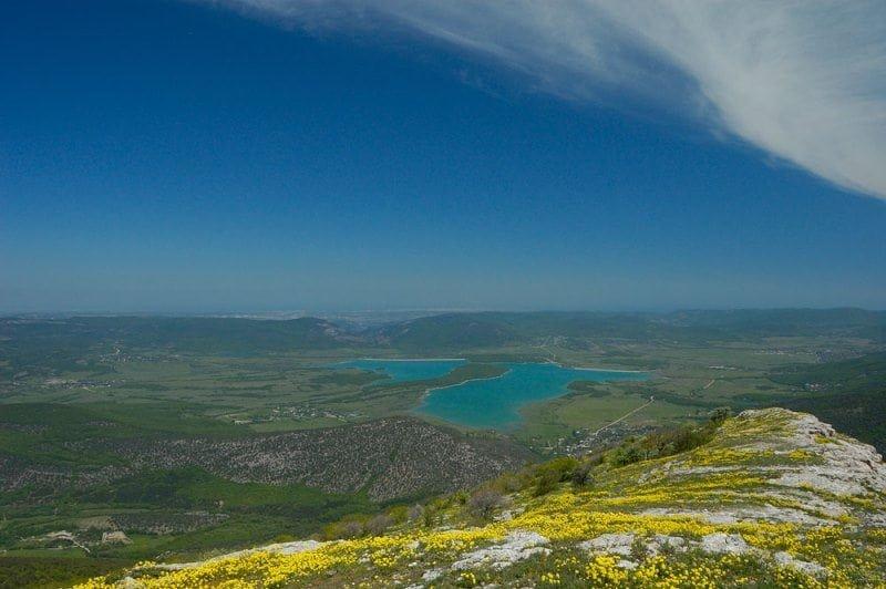 Кусочек Швейцарии в Крыму
