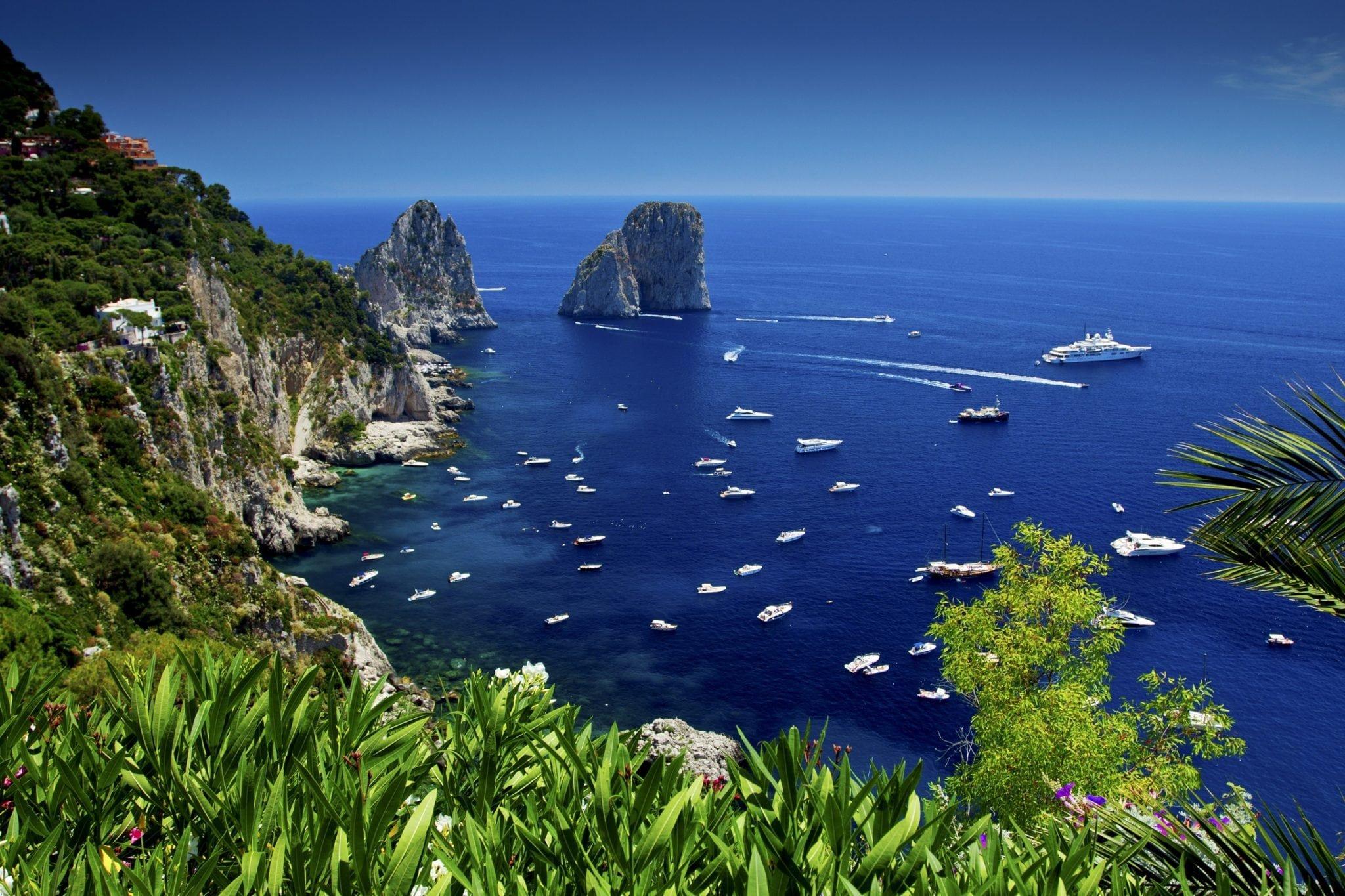 Отдых на Капри – путешествие в Рай