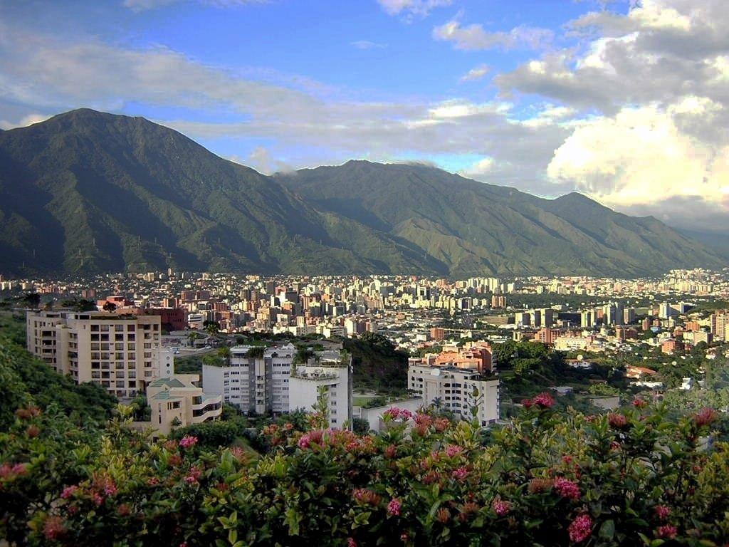 Путешествие в Венесуэлу