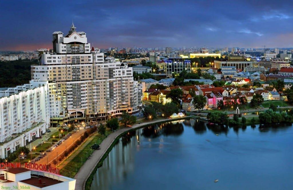 Белоруссия - озёра и не только