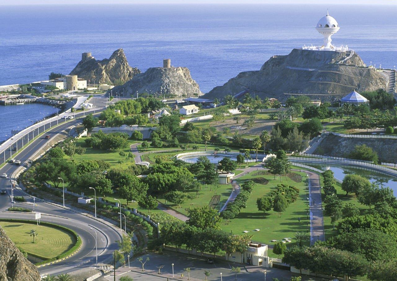 Кемпинг в Омане