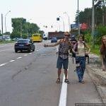 Особенности автостопа в разных странах