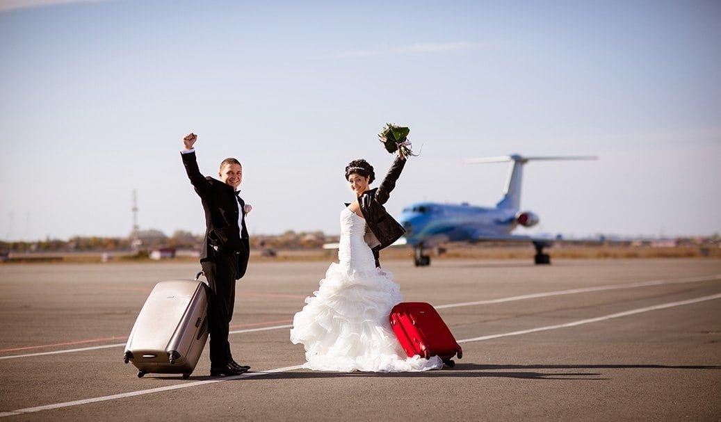 Свадебное путешествие. Куда поехать в медовый месяц?