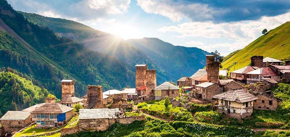 Отдых в Грузии: 5 самых интересных мест Тбилиси.