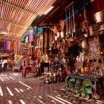 Привлекательные места города Марракеш
