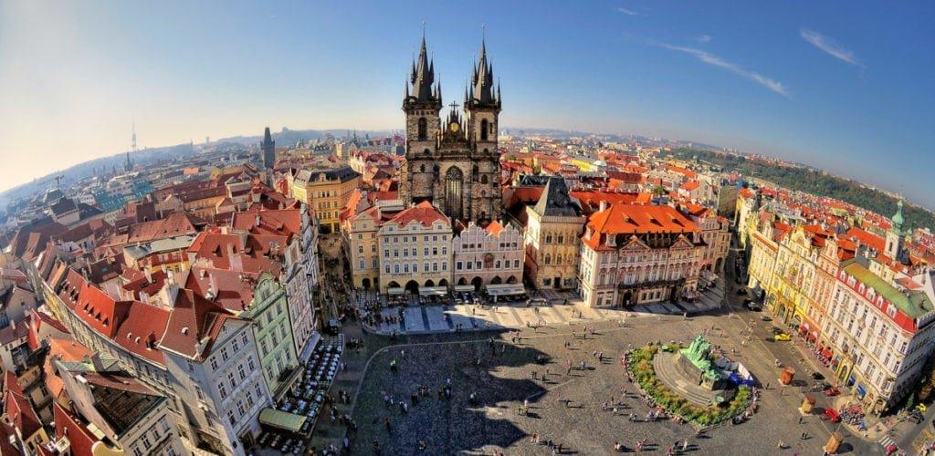 Чехия - Информация о стране