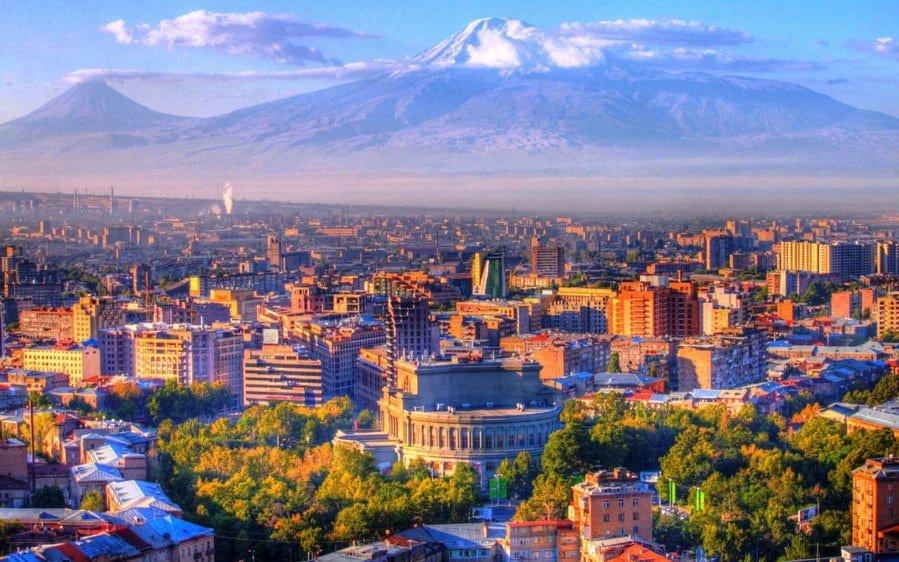 Достопримечательности Армении: Ереван