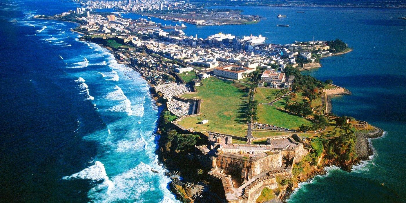 Остров Пуэрто-Рико