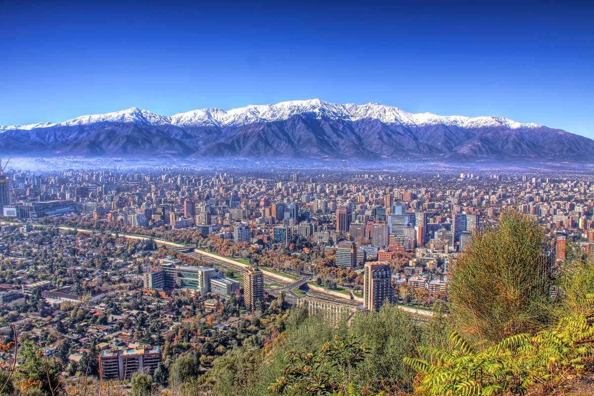 Отдых в Чили, Сантьяго. Достопримечательности