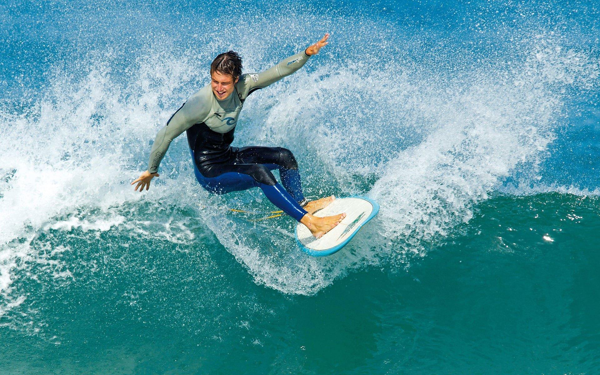 Лучшие места для серфинга