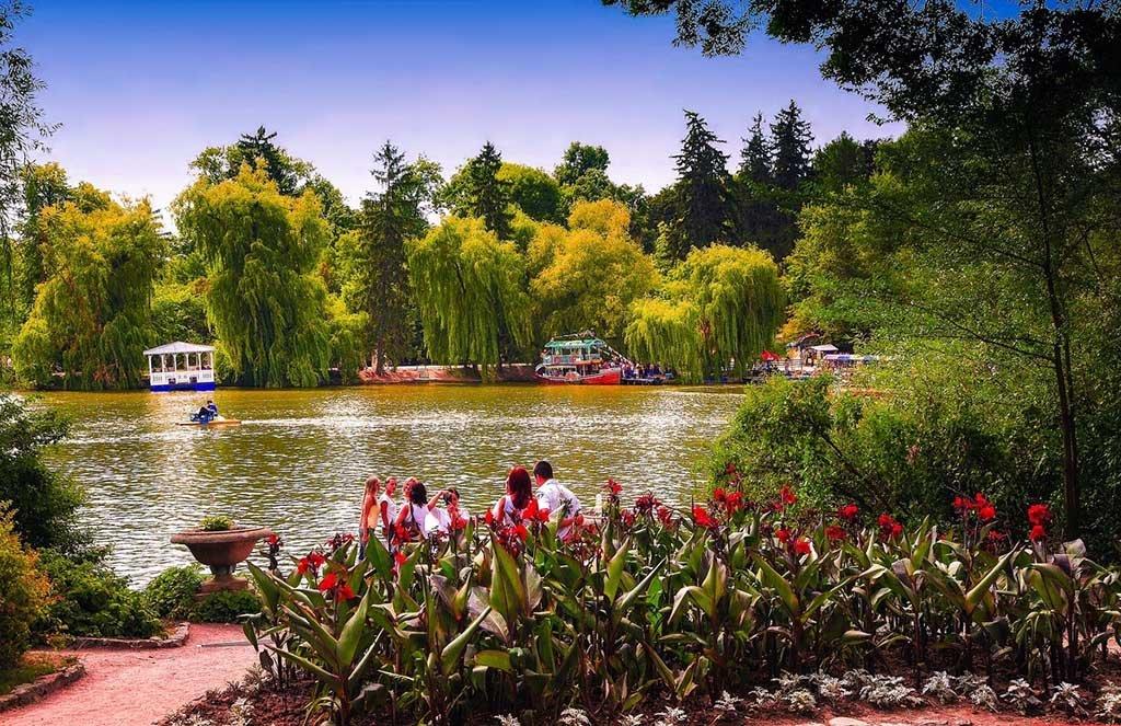 Софиевский парк - жемчужина Украины