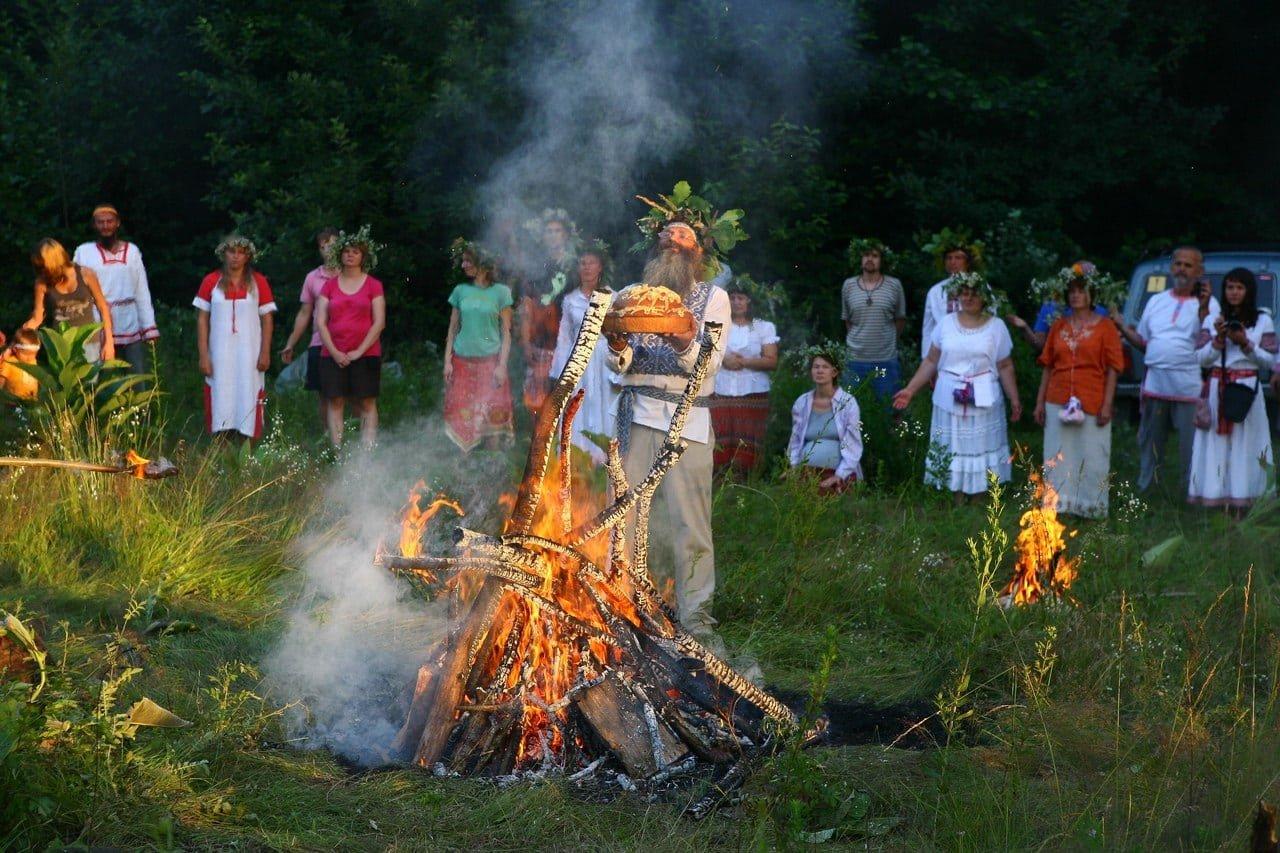 Интересные и странные ритуалы мира