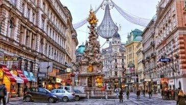 Отдых в Вене