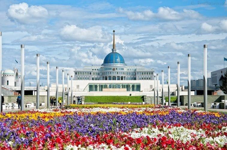 Летний отдых в Казахстане (Боровое)