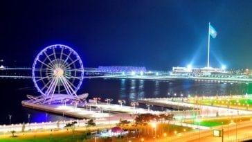 Где отдохнуть в Баку?