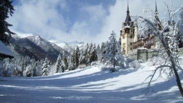 Отпуск зимой: ТОП-7 курортов Румынии