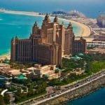 Отели и достопримечательности в Дубае