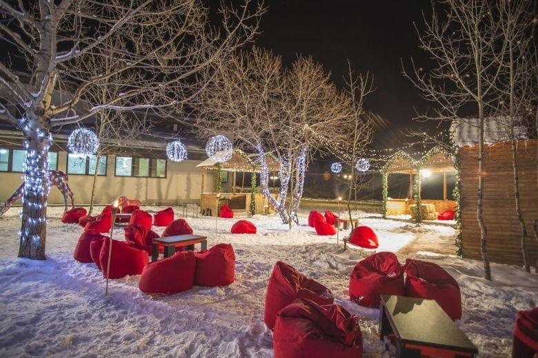 Зимняя Грузия: отдых в Гудаури – живописном горнолыжном курорте