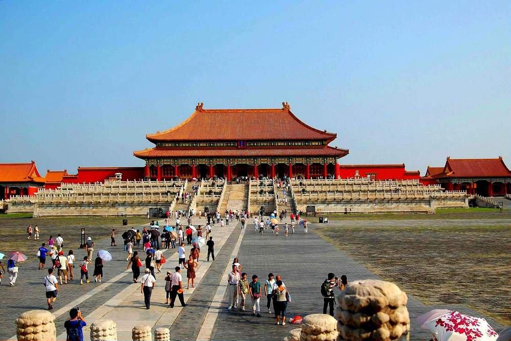 Поездка в Китай, курорты и достопримечательности