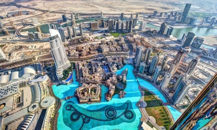 🏝Тур в ОАЭ от 9949 на 3 ночи