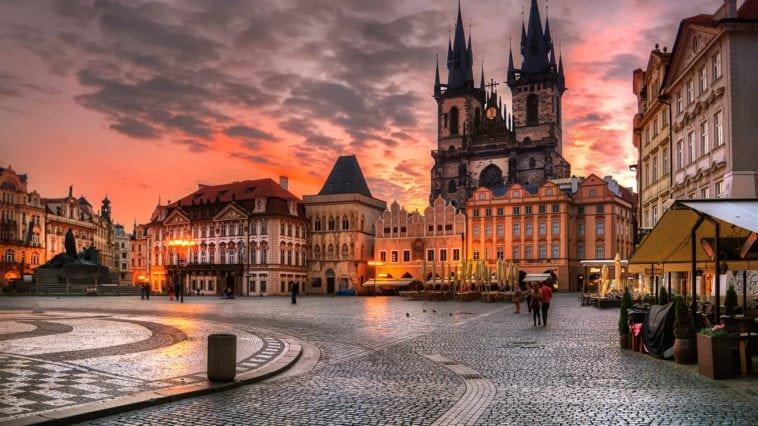 🏝Тур в Чехию от 14519 на 3 ночи