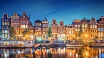 Курорты Нидерландов, куда поехать?