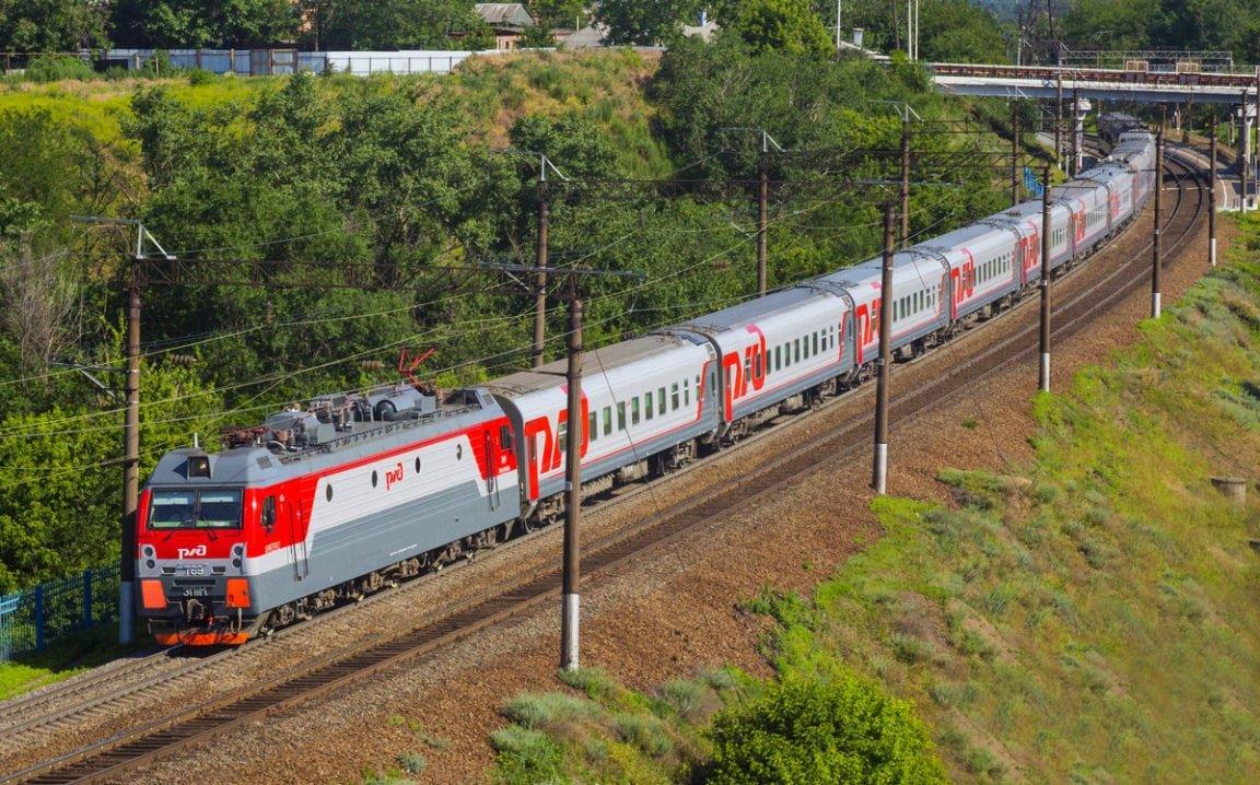 Сайт фото поездов