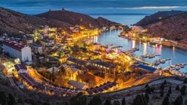 Отдых в Крыму - множество вариантов размещения и неизменно красивая природа