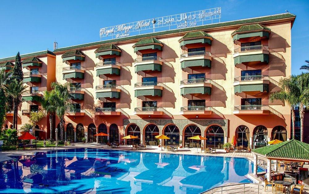 🏝 Солнце и море посреди осени 🏝  Тур в Марокко на 11 ночей в отеле за 69 210 р., вылет 20 сентября.
