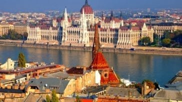 Тур в Будапешт! 5 ночей с 15 сентября за 18 546 р.