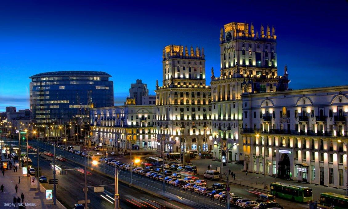 Тур в Беларусь на 5 ночей за 19 685 р. Вылет 7 июля