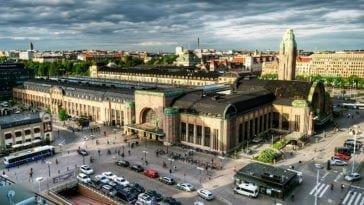 Недорогой тур в Финляндию. Тур в Хельсинки на 7 ночей за 24 811 р., вылет 11 июля.