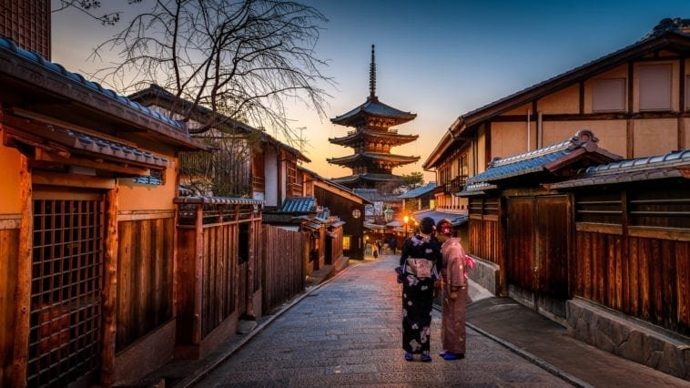 Киото - топ-5 мест, которые непременно нужно посетить