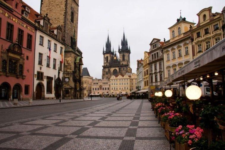 Неделя вдвоем в Праге. Тур на двоих в Чехию на 7 ночей всего за 35 534 р., вылет 21 июня.