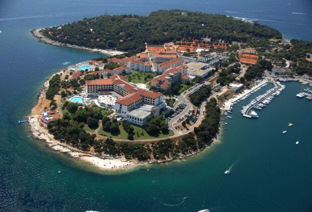 🏝 Теплая неделя посреди осени 🏝 Тур в Хорватию на 7 ночей за 36 683 р., вылет 22 сентября.