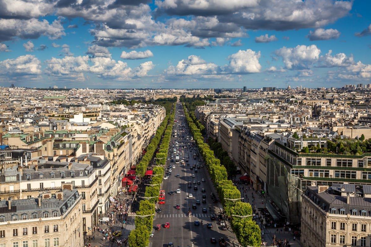 6 ночей в Париже! Тур с вылетом 4 июня за 55 502 р.